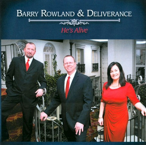 Barry rowland - He's alive (CD) - image 1 of 1