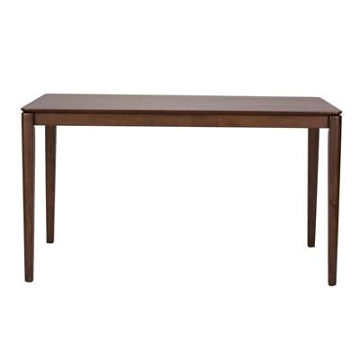 Rectangular Leg Table in Brown - Liberty Furniture