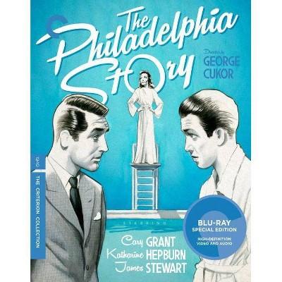 The Philadelphia Story (Blu-ray)