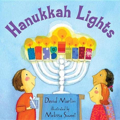 Hanukkah Lights - by  David Martin (Board_book) - image 1 of 1