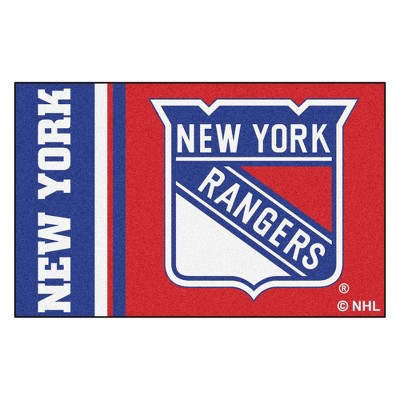 a271cd72 NHL New York Rangers Uniform Starter Rug 19