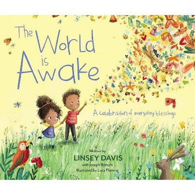 The World Is Awake - by Linsey Davis (Hardcover)