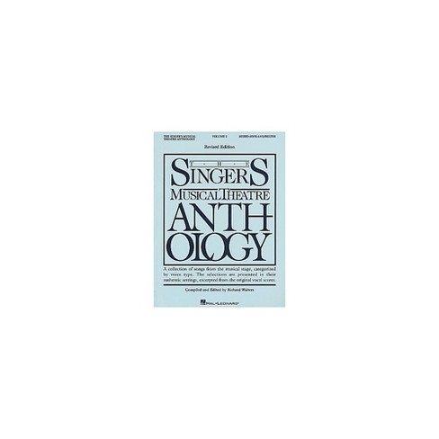 Hal Leonard 'The Singer's Musical Theatre Anthology - Volume 2, Revised' - image 1 of 1