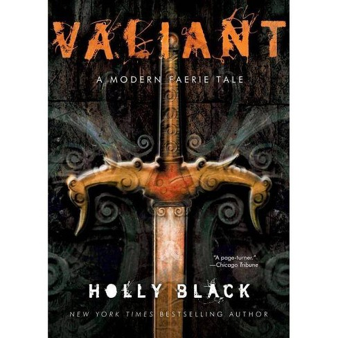 Valiant - (Modern Faerie Tale) by  Holly Black (Paperback) - image 1 of 1