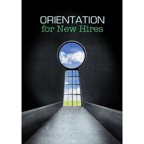 Orientation for New Hires (DVD) - image 1 of 1