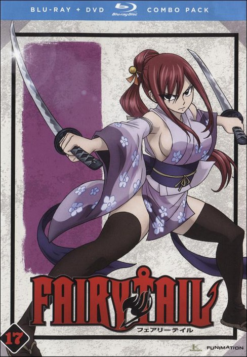 Fairy tail:Part 17 (Blu-ray) - image 1 of 1