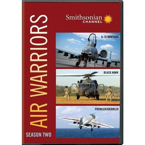Smithsonian Air Warriors: Season 2 (DVD) - image 1 of 1