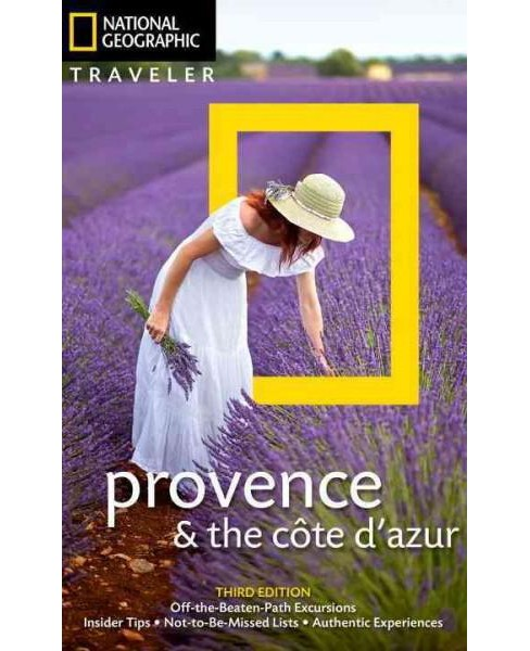 National Geographic Traveler Provence & the Cote D'azur (Paperback) (Barbara A. Noe) - image 1 of 1