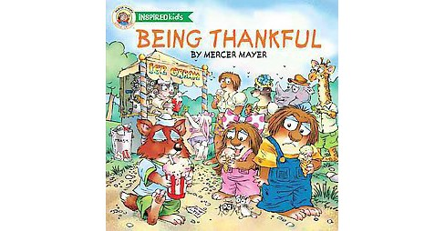 Being Thankful (Hardcover) (Mercer Mayer) - image 1 of 1