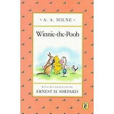 Winnie-The-Pooh (Reissue)(Paperback)(A. A. Milne)