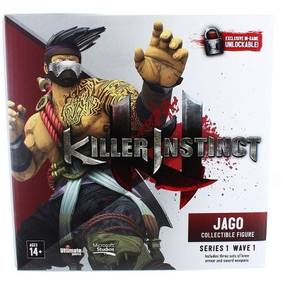 "Ultimate Source Killer Instinct Series 1 6"" Collectible Figure: Jago"