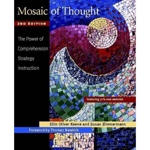 Mosaic of Thought - 2 Edition by  Ellin Oliver Keene & Susan Zimmermann (Paperback) - image 1 of 1
