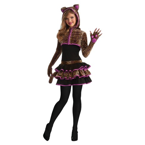 Girls' Leopard Costume - image 1 of 1