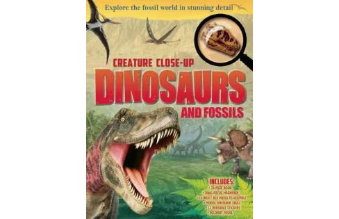 Dinosaurs and Fossils (Hardcover) (Douglas Palmer) - image 1 of 1
