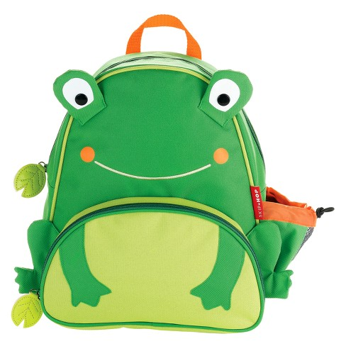 Skip Hop Zoo Little Kids & Toddler Backpack - Frog - image 1 of 3