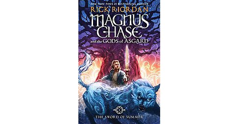 The Sword of Summer ( Magnus Chase and the Gods of Asgard) (Hardcover) - image 1 of 1