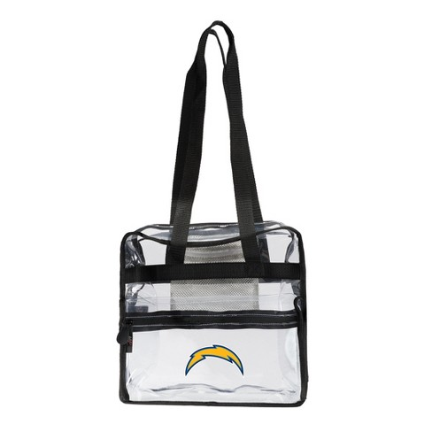 NFL Los Angeles Chargers The Northwest Co. Clear Zone Stadium Tote - image 1 of 1