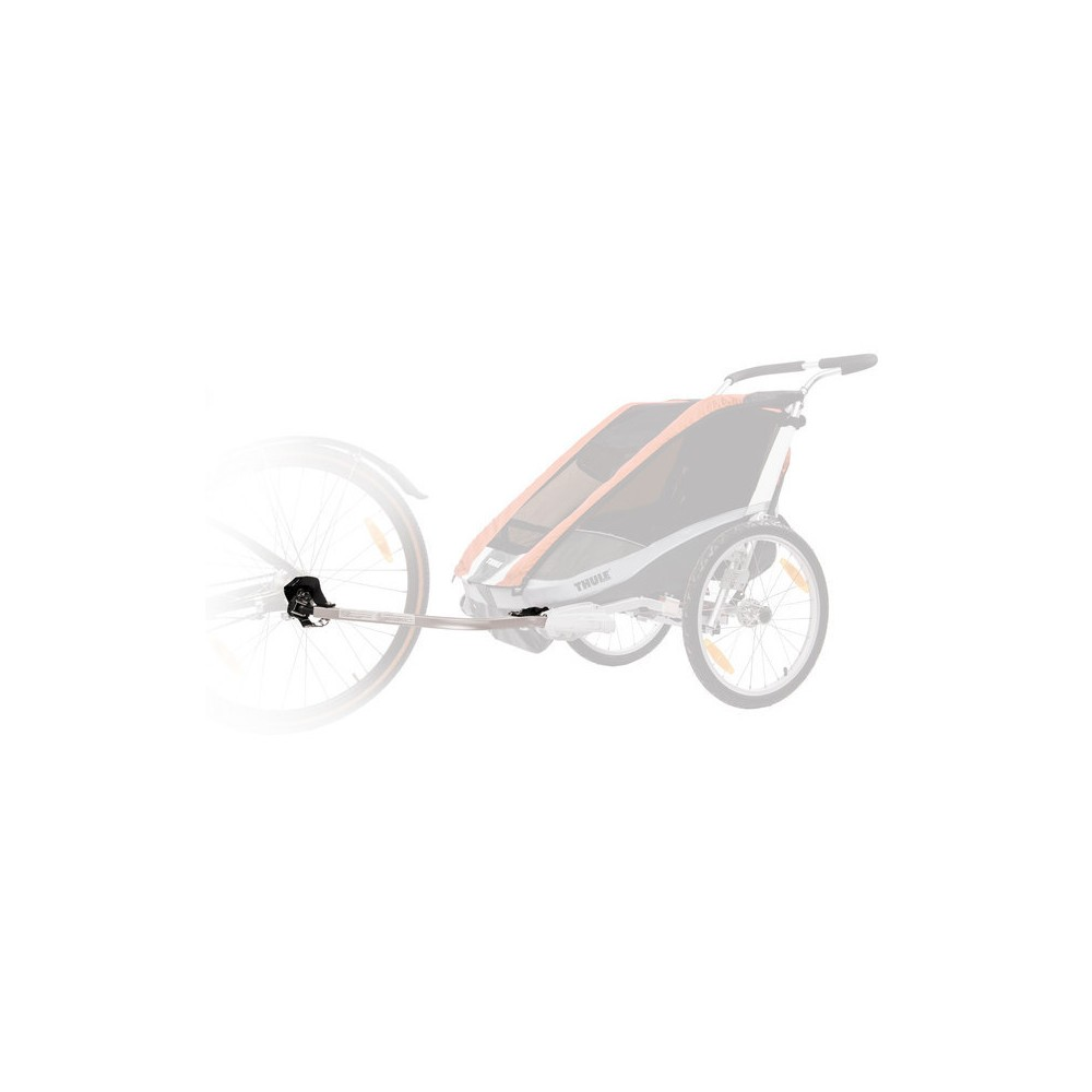 Thule Bicycle Trailer Conversion Kit for Chinook, Black