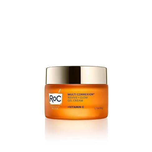 RoC Multi Correxion Revive Vitamin C Glow Gel Cream - 1.7 fl oz - image 1 of 4