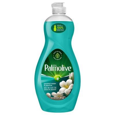 Palmolive Ultra Dishwashing Liquid Dish Soap - Coconut Water and Jasmine - 20 fl oz