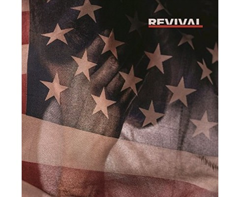 Eminem - Revival (CD) - image 1 of 1