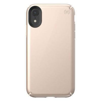 meet 64dd1 464c1 Speck Apple iPhone XR Presidio Case – Metallic Nude Gold – Target ...