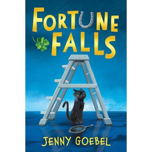 Fortune Falls - by  Jenny Goebel (Hardcover) - image 1 of 1