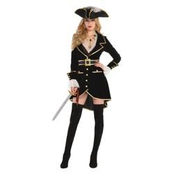 Women's Treasure Vixen Halloween Costume