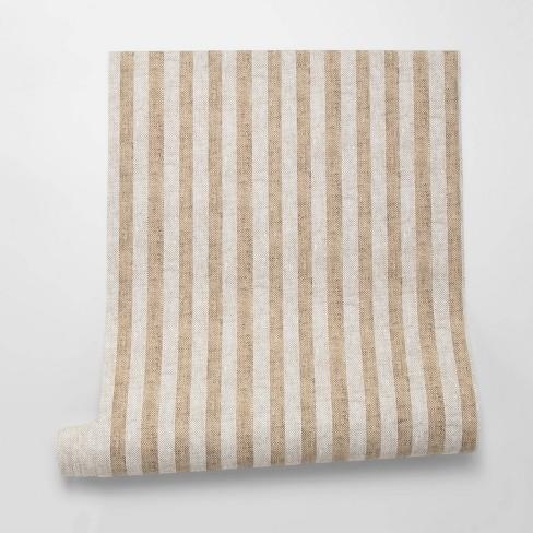 Twill Stripe Wallpaper - Threshold™ - image 1 of 4