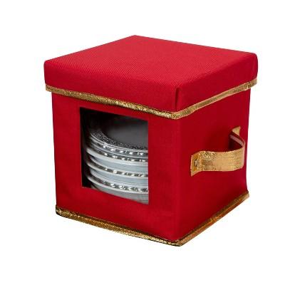Saucer Dinnerware Storage Box - Simplify