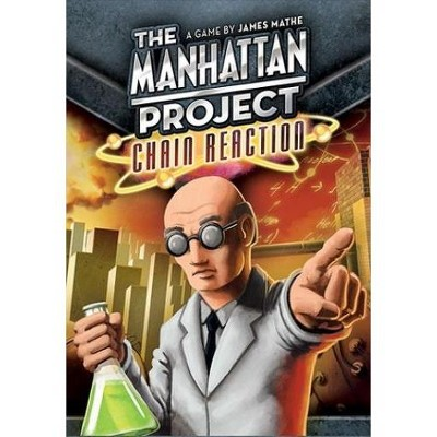Manhattan Project - Chain Reaction Board Game