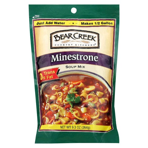 Bear Creek Country Kitchen Minestrone Soup Mix 9.3 oz - image 1 of 1
