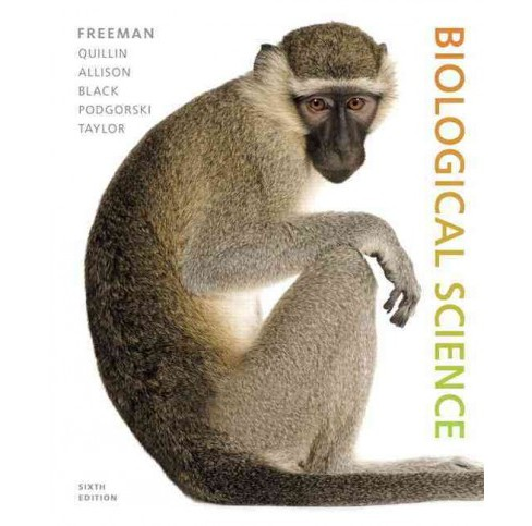 Biological Science (Hardcover) (Scott Freeman & Kim Quillin & Lizabeth Allison & Michael Black & Greg - image 1 of 1