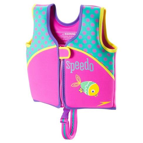 Speedo Kids  Swim Vest - Pink   Target e5ade117a