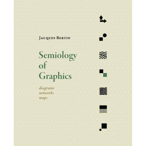 Semiology of Graphics - by  Jacques Bertin (Hardcover) - image 1 of 1