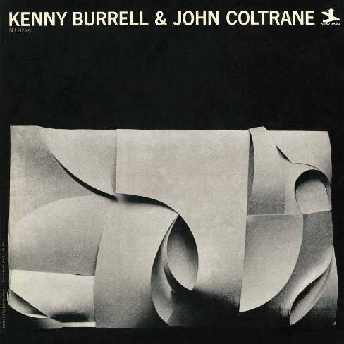 Kenny Burrell - Kenny Burrell & John Coltrane (Vinyl) - image 1 of 1