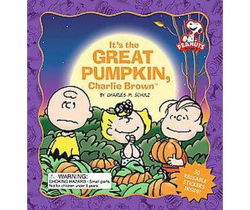 It's the Great Pumpkin, Charlie Brown (Board) by Charles M. Schulz - image 1 of 1
