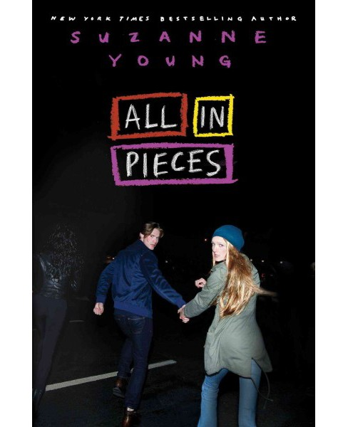 All in Pieces (Hardcover) (Suzanne Young) - image 1 of 1
