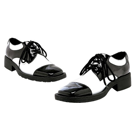Halloween Men's Fred Shoes Black Costume - Large - image 1 of 1