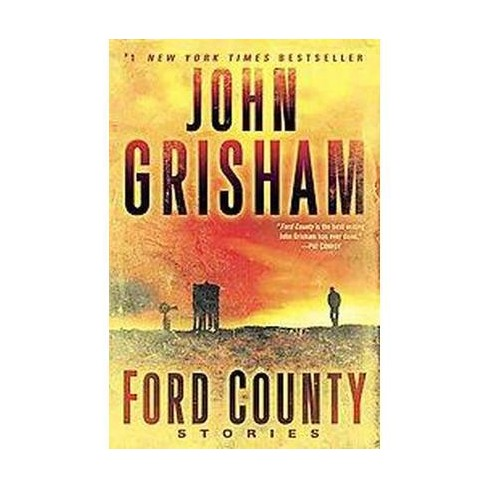 Ford County (Reprint) (Paperback) by John Grisham - image 1 of 1