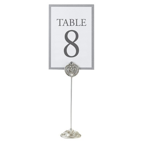 4ct Jeweled Table Markers - image 1 of 1