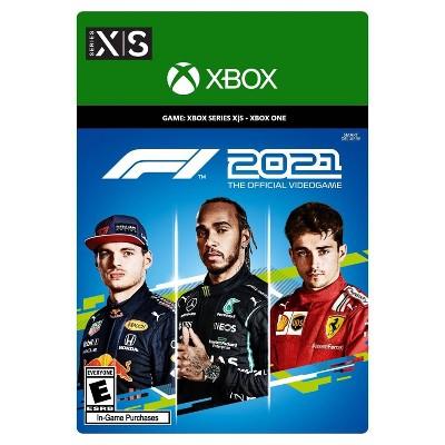F1 2021 - Xbox Series X S/Xbox One (Digital)