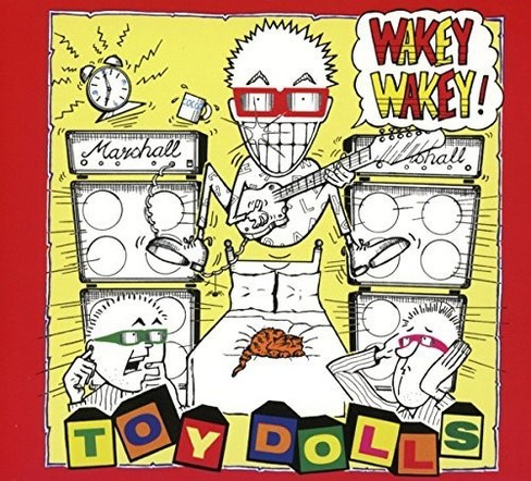 Toy Dolls - Wakey Wakey (CD) - image 1 of 1