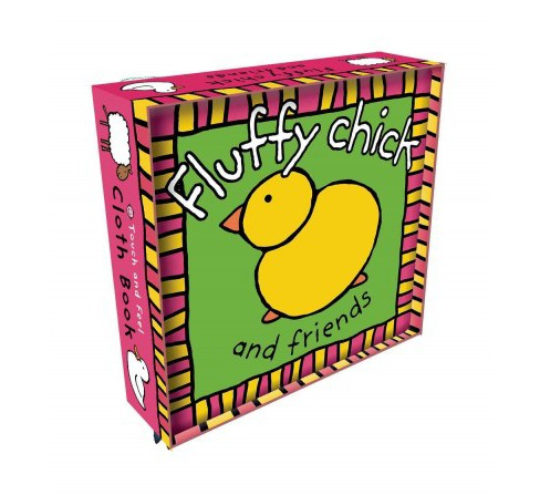 Fluffy Chick and Friends (Hardcover) - image 1 of 1