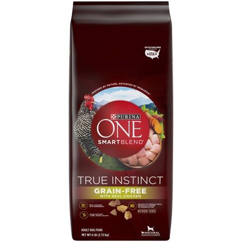 Purina ONE SmartBlend True Instinct Real Chicken & Sweet Potato Dry Dog Food - image 1 of 4