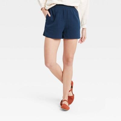 Women's High-Rise Pull-On Shorts - Universal Thread™