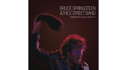 Bruce & Springsteen - Hammersmith Odeon London 75 (Vinyl) - image 1 of 1