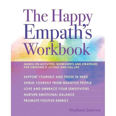 The Happy Empath's Workbook - by  Stephanie Jameson (Paperback) - image 1 of 1
