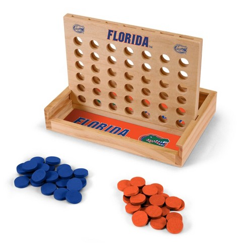 NCAA Florida Gators Table Top Four In A Row - image 1 of 1