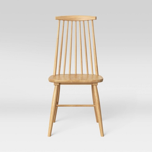 Harwich High Back Windsor Dining Chair - Threshold™ - image 1 of 4